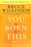 Wilkinson Bruce - YOU WERE BORN FOR THIS