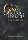 KJV GODS PRECIOUS PROMISES NT BLACK