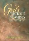 KJV GODS PRECIOUS PROMISES NT GREEN