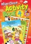 Juliet David - Wipe Clean Activity Book 4