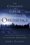 Jerry Rankin - The challenge to Great Commission obedience