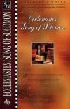 [Duane Garrett, editor [i. e. author]] - Ecclesiastes, Song of Solomon