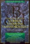 Bible - LA Biblia Ultrafina Tamao Bolsillo/Pocket Size Bible