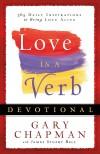 Gary Chapman - Love Is A Verb Devotional