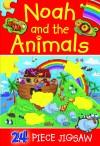 Juliet David - Noah And The Animals Jigsaw