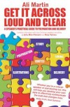Ali Martin - Get It Across Loud And Clear