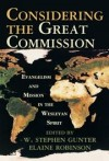 Elaine A Robinson - Considering the Great Commission