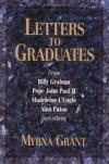 Myrna Grant - Letters to graduates