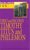 James E Sargent - First and second Timothy, Titus, and Philemon