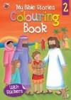 Juliet David & Lucy Barnard - My Bible Stories Colouring Book 2