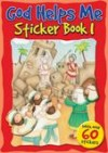 Juliet David - God Helps Me Sticker Book 1
