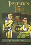 Robert Kysar - Disciple Short Term Bible Study - Invitation to John - Planning Kit