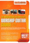 Musicademy - Worship Guitar Course: Intermediate Box Set Vols 1-3