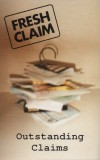 Fresh Claim - Outstanding Claims