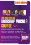 Musicademy - Worship Vocals Course Box Set