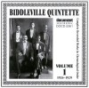 Biddleville Quintette - Complete Recorded Works In Chronologicl Order Vol 1 1926-1929