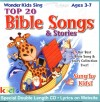 Wonder Kids - Top 20 Bible Songs & Stories