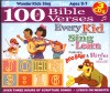 Wonder Kids - 100 Bible Verses Every Kid Can Sing 'n' Learn