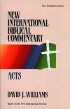 David Williams - Acts (New International Biblical Commentary)