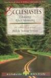 Bill & Teresa Syrios - LifeBuilder: Ecclesiastes