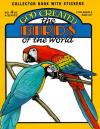 Earl & Bonita Snellenberger - God Created the Birds of the World with Sticker