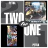 Petra - Two For One: More Power To Ya/This Means War
