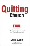 Julia Duin - Quitting Church