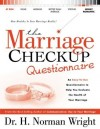 Norman Wright - The Marriage Check-up Questionnaire
