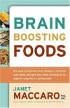 Janet Maccaro - Brain-Boosting Foods