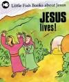 Gordon Stowell - Little Fish: Jesus Lives!