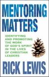Rick Lewis - Mentoring Matters