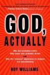 Roy Williams - God, Actually
