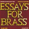 Yorkshire Building Society Band - Essays For Brass Vol 3
