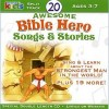 Wonder Kids - 20 Awesome Bible Hero Songs & Stories