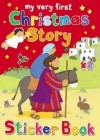 Lois Rock - My Very First Christmas Story Sticker Book