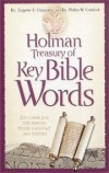 Carpenter & Comfort - Holman treasury of key Bible words