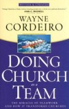Cordeiro Wayne - DOING CHURCH AS A TEAM