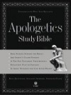 HCSB THE APOLOGETIC STUDY BIBLE BRN BLTH